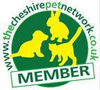 Member of the Cheshire Pet Network